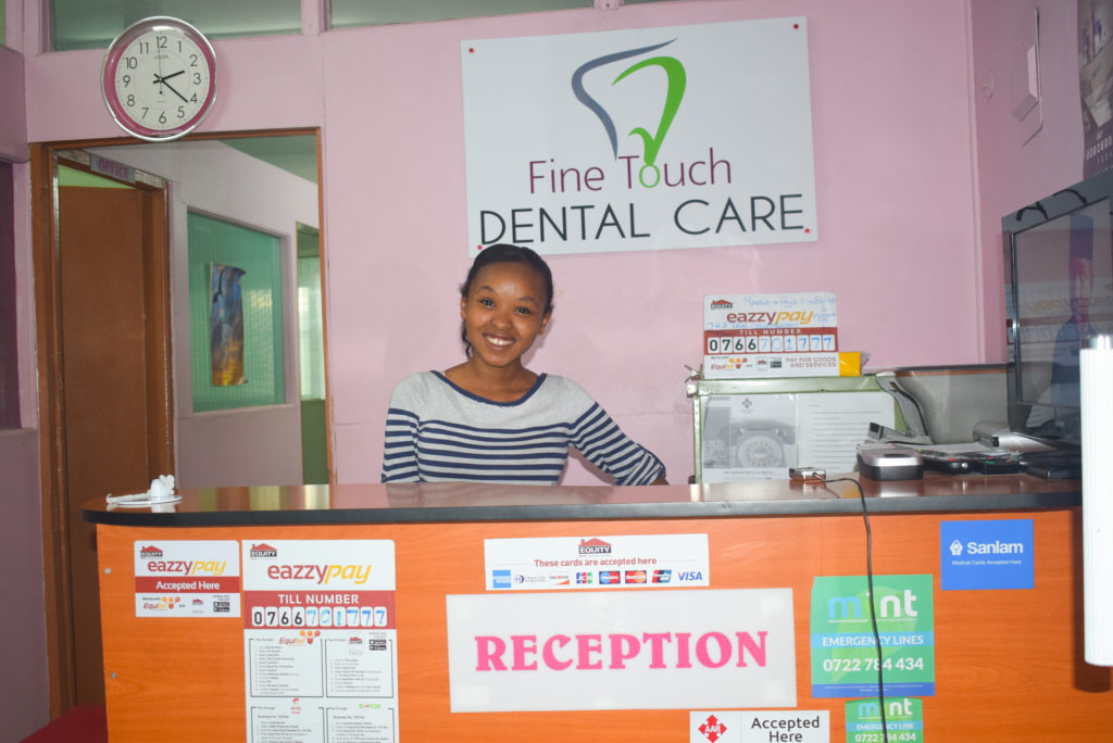 fine touch dental care